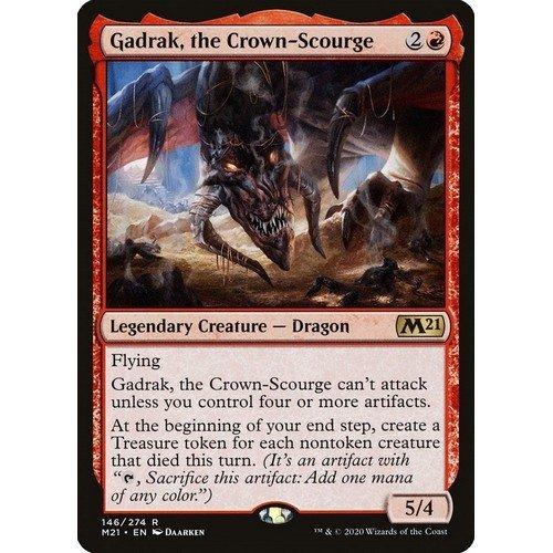 Gadrak, il Flagello delle Corone  (Lingua: Inglese - Stato: Near Mint)