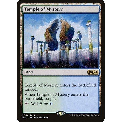 Tempio del Mistero  (Lingua: Inglese - Stato: Near Mint)