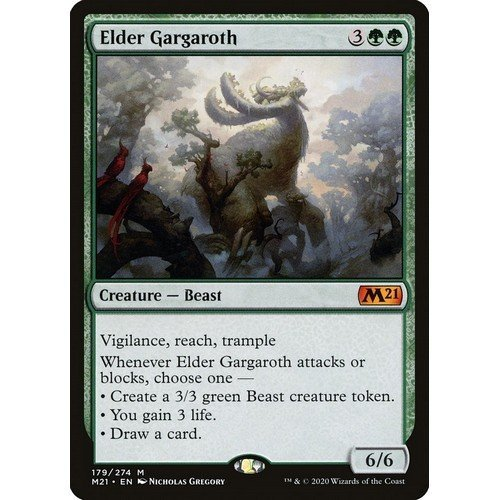 Gargaroth Antico  (Lingua: Inglese - Stato: Near Mint)