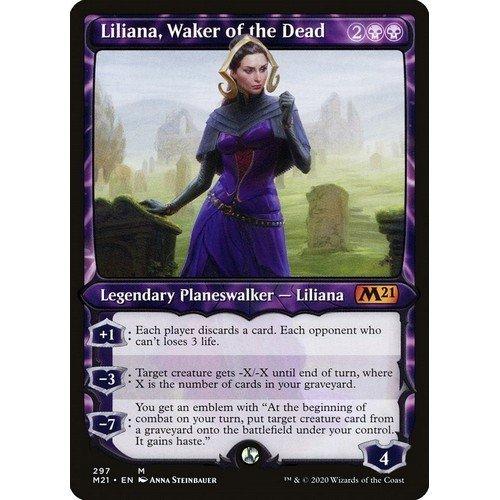 Liliana, Risvegliatrice dei Morti  (Lingua: Inglese - Stato: Near Mint)
