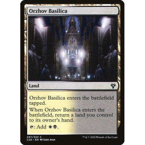 Basilica Orzhov  (Lingua: Inglese - Stato: Near Mint)