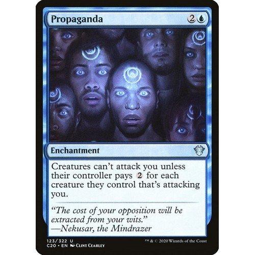 Propaganda  (Lingua: Inglese - Stato: Near Mint)