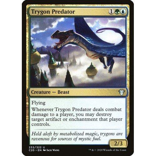 Predatore Trigone  (Lingua: Inglese - Stato: Near Mint)