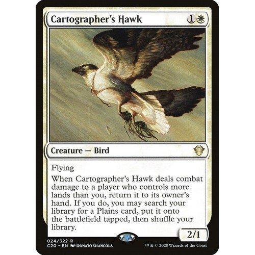 Falco del Cartografo  (Lingua: Inglese - Stato: Near Mint)