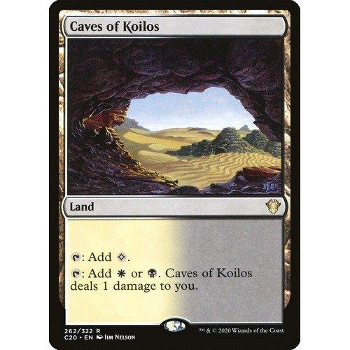 Caverne di Koilos  (Lingua: Inglese - Stato: Near Mint)