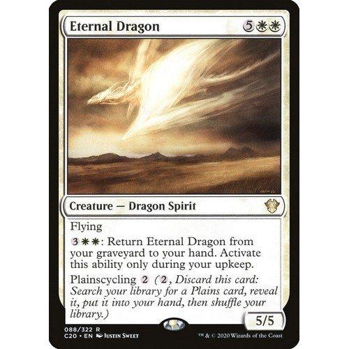 Drago Eterno  (Lingua: Inglese - Stato: Near Mint)