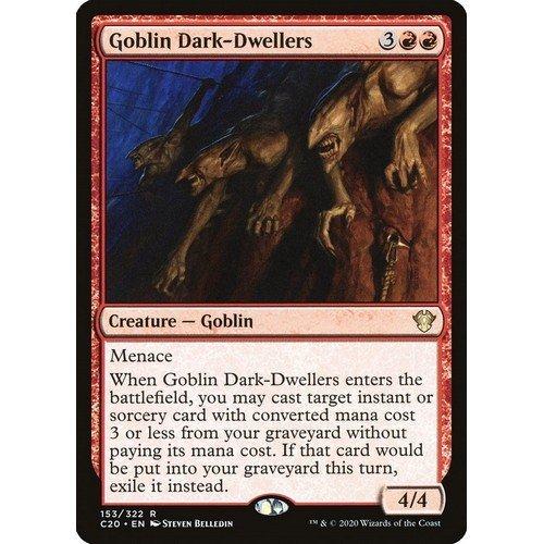 Goblin Abitanti dell'Oscurità  (Lingua: Inglese - Stato: Near Mint)
