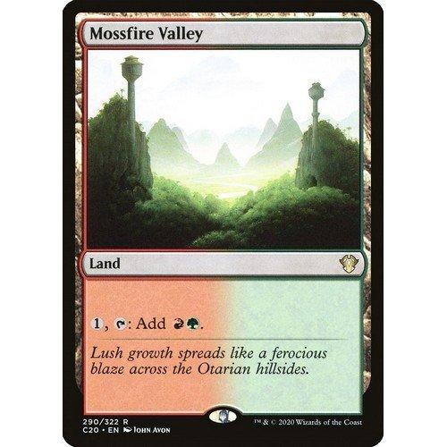 Valle di Piromuschio  (Lingua: Inglese - Stato: Near Mint)