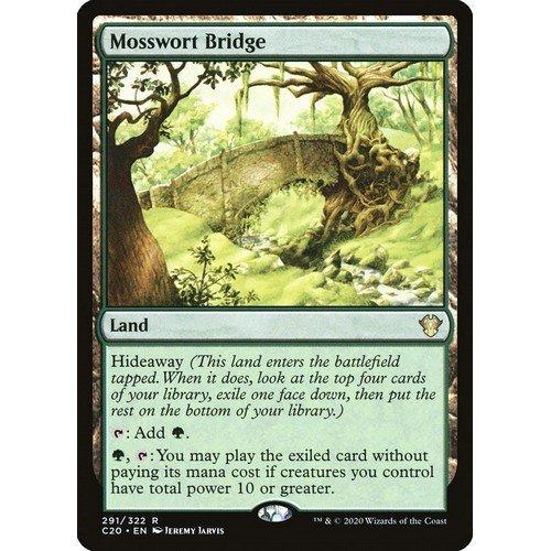 Ponte Muscoso  (Lingua: Inglese - Stato: Near Mint)