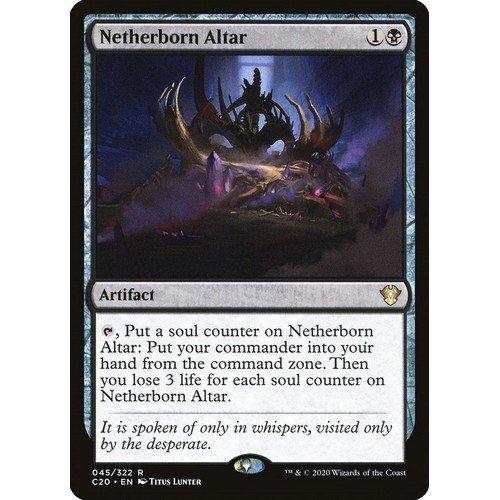 Netherborn Altar  (Lingua: Inglese - Stato: Near Mint)
