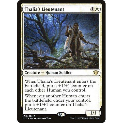 Tenente di Thalia  (Lingua: Inglese - Stato: Near Mint)