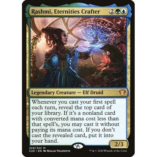 Rashmi, Plasmatrice di Eternità  (Lingua: Inglese - Stato: Near Mint)