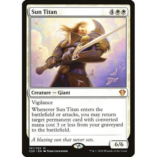 Titano Solare  (Lingua: Inglese - Stato: Near Mint)