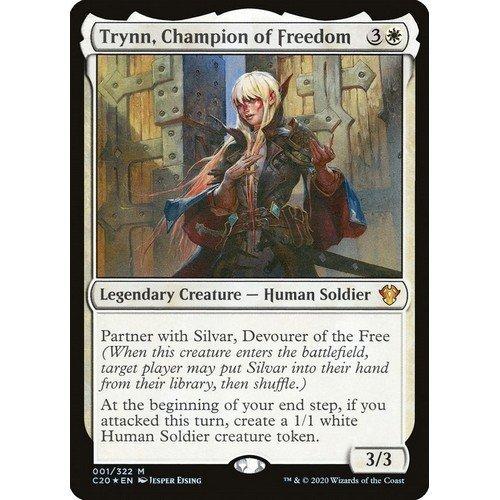 Trynn, Campionessa della Libertà  (Lingua: Inglese - Stato: Near Mint)