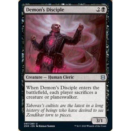 Discepolo del Demone  (Lingua: Inglese - Stato: Near Mint)