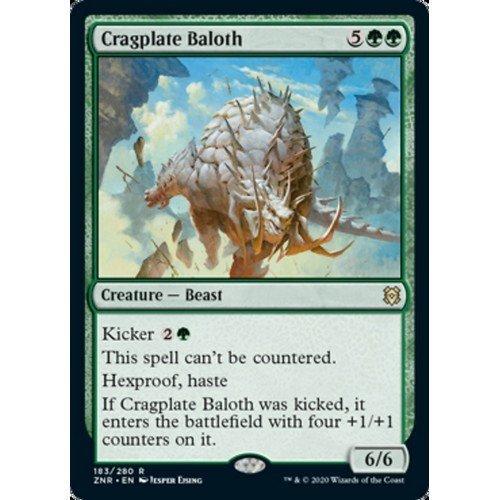 Baloth dalla Corazza Rocciosa  (Lingua: Inglese - Stato: Near Mint)