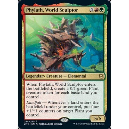 Phylath, Scultore del Mondo  (Lingua: Inglese - Stato: Near Mint)
