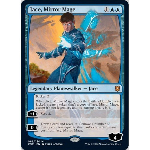 Jace, Mago Speculare  (Lingua: Inglese - Stato: Near Mint)