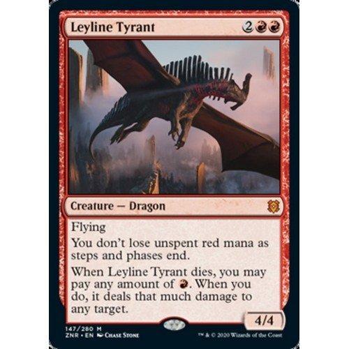 Tiranno della Leyline  (Lingua: Inglese - Stato: Near Mint)