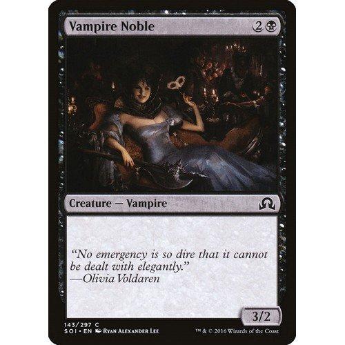 Nobile Vampira  (Lingua: Inglese - Stato: Near Mint)