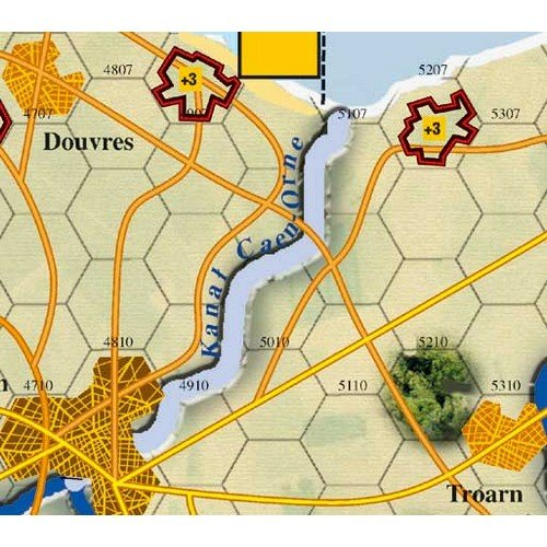 Normandia 1944  (Lingua: Inglese, Polacco - Stato: Nuovo)