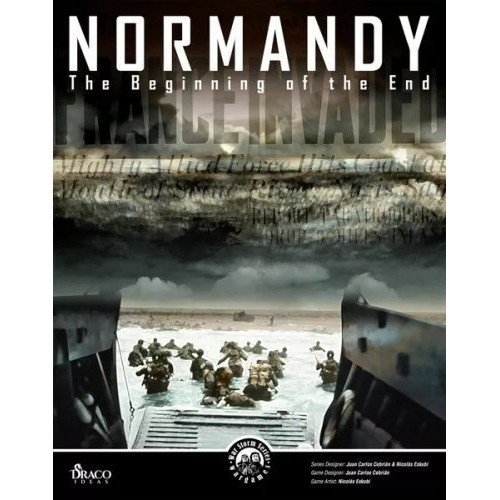 Normandy: The Beginning of the End  (Lingua: Inglese - Stato: Nuovo)
