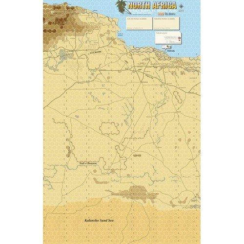 North Africa: Afrika Korps vs Desert Rats, 1940 42, (Lingua: Inglese Stato: Nuovo)
