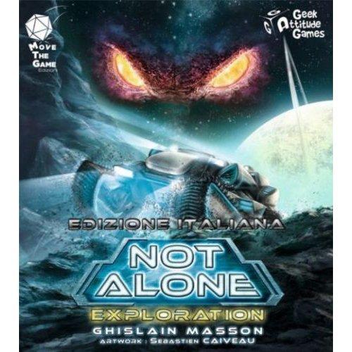 Not Alone: Exploration - Espansione  (Lingua: Italiano - Stato: Nuovo)