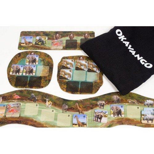 Okavango  (Lingua: Italiano, Francese, Spagnolo, Portoghese - Stato: Nuovo)