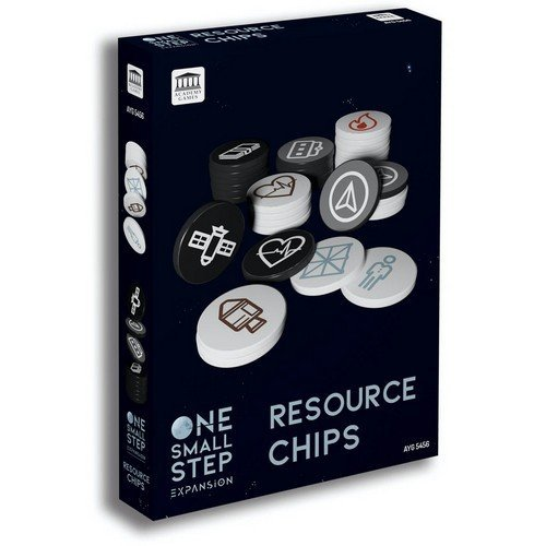 One Small Step Resource Chips Expansion  (Lingua: Inglese - Stato: Nuovo)