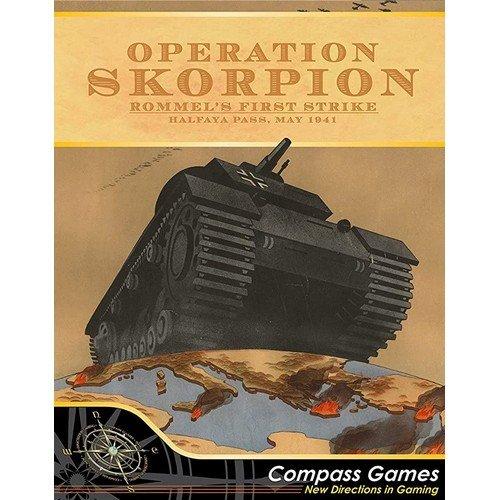 Operation Skorpion  (Lingua: Inglese - Stato: Nuovo)