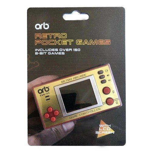 ORB Retro Pocket Games Portbale Console  (Lingua: Inglese - Stato: Nuovo)