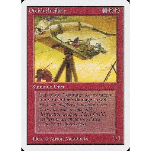 Orcish Artillery  (Lingua: Inglese - Stato: Good)