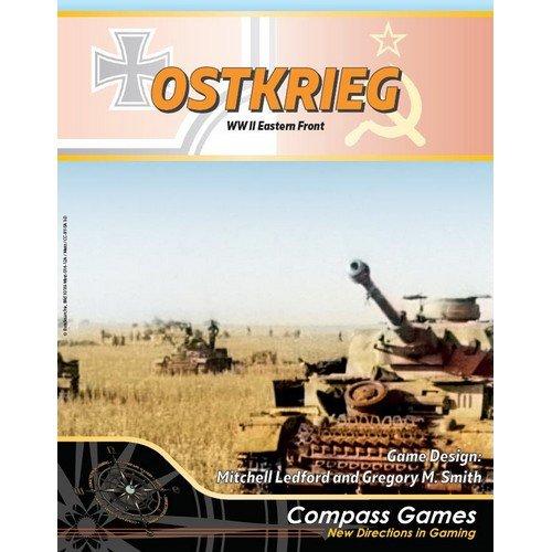 Ostkrieg: WW II Eastern Front  (Lingua: Inglese - Stato: Nuovo)
