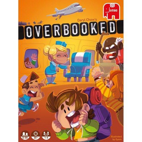 Overbooked  (Lingua: Italiano, Francese, Spagnolo, Portoghese - Stato: Nuovo)