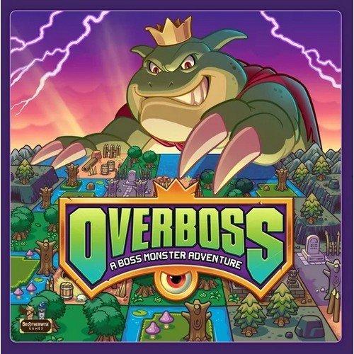 Overboss, A Boss Monster Adventure KICKSTARTER  (Lingua: Inglese - Stato: Nuovo)