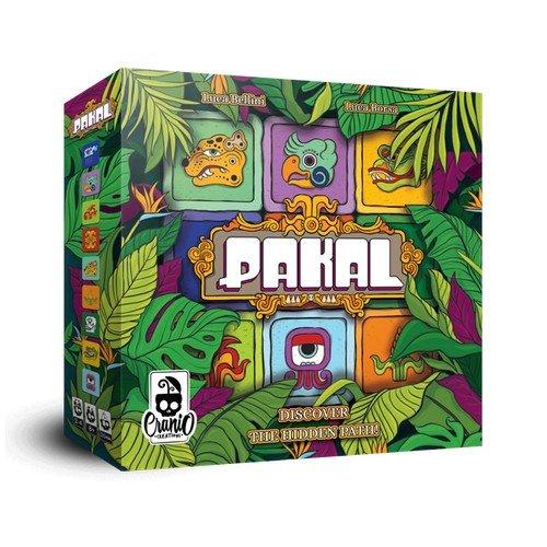 Pakal  (Lingua: Italiano - Stato: Nuovo)