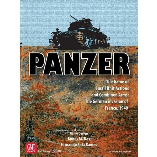 Panzer Expansion #4, France 1940  (Lingua: Inglese - Stato: Nuovo)
