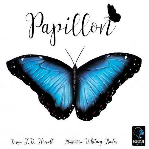 Papillon  (Lingua: Italiano - Stato: Nuovo)