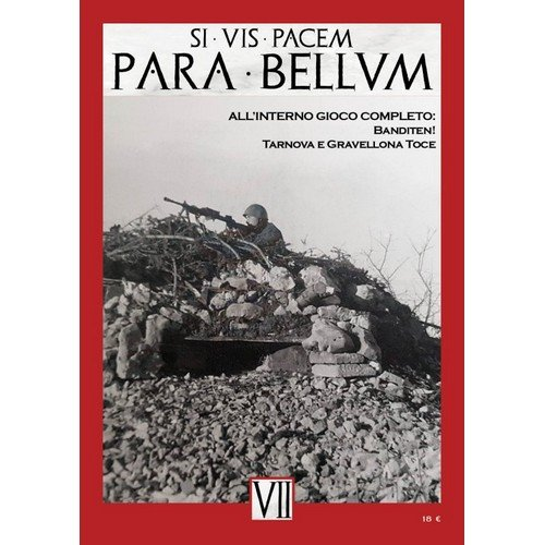 Para Bellum n. 7: Banditen!  (Lingua: Italiano, Inglese - Stato: Nuovo)