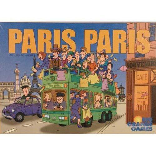 Paris Paris  (Lingua: Inglese, Francese - Stato: Usato)