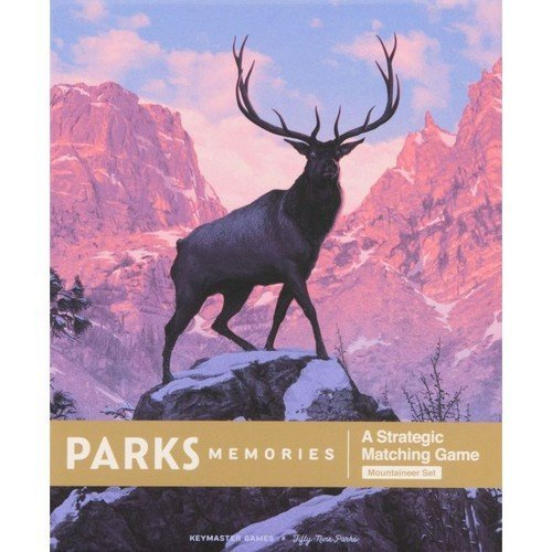 Parks Memories  (Lingua: Inglese - Stato: Nuovo)