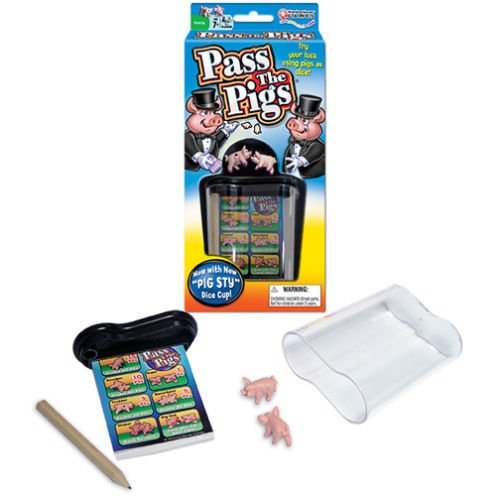 Pass the Pigs  (Lingua: Inglese - Stato: Nuovo)