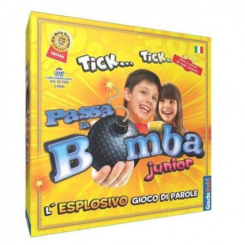 Passa la Bomba Junior  (Lingua: Italiano - Stato: Nuovo)