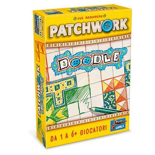 Patchwork Doodle  (Lingua: Italiano - Stato: Nuovo)