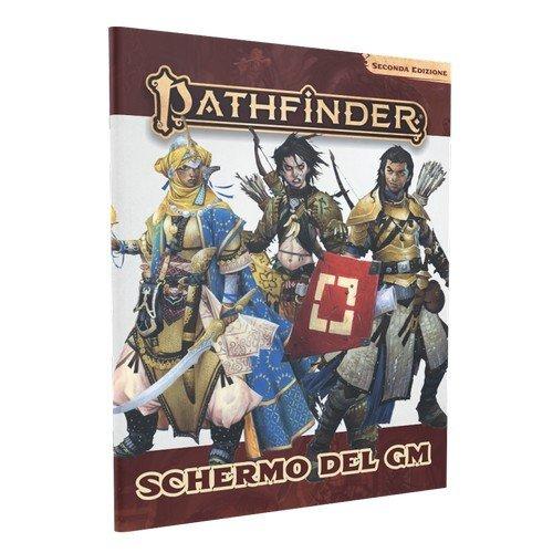 Pathfinder GM Screen Second Edition  (Language: Italian - Conditions: New)