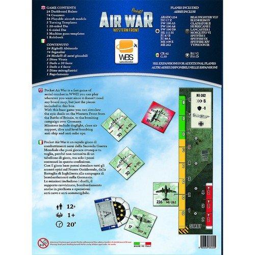Pocket! Air War, Western Front  (Lingua: Italiano, Inglese - Stato: Nuovo)