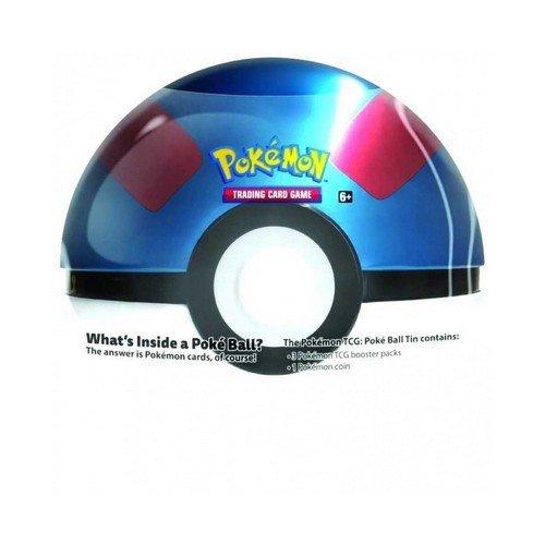 Pokemon Tin Poke Ball 2021 Azzurro  (Lingua: Italiano - Stato: Nuovo)