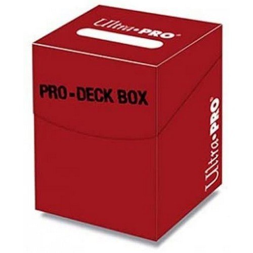 Porta Mazzo Verticale Pro-100+ Rosso  (Stato: Nuovo)