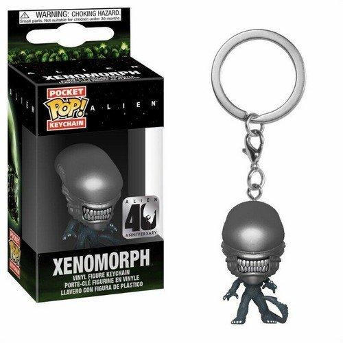 Portachiavi Alien Xenomorph 40° Anniversario  (Stato: Nuovo)